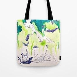 Reve de la Lune Tote Bag