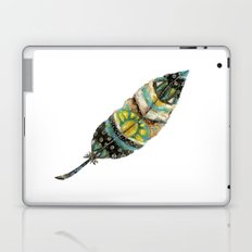 Sunrise Feather Laptop & iPad Skin