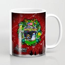 Freedom Wreath Coffee Mug