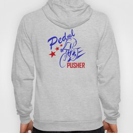 Pedal Pusher Hoody