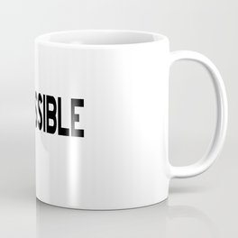 I Am Possible Coffee Mug