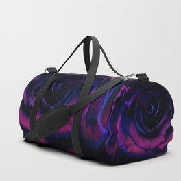 Personal Velvet Duffle Bag