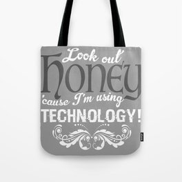Search And Destroy • Punk Rock Lyrics Tote Bag