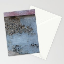 Cinder Wall Stationery Cards