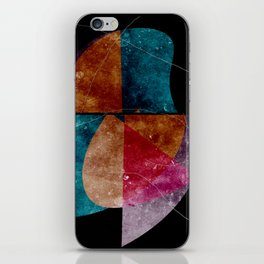 magic bean iPhone Skin