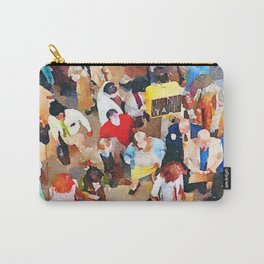 Wisdom of Crowds Carry-All Pouch