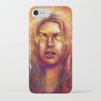bad wolf iPhone & iPod Cases featuring Bad Wolf by Five-Oclock