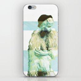 """Codename: Susan Glenn"" Pt.7 iPhone Skin"