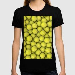 Tennis balls T-shirt