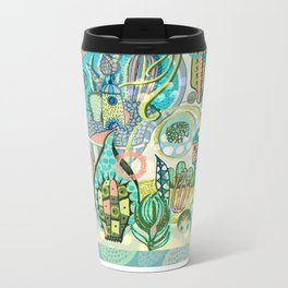 My Tiny Universe. Metal Travel Mug