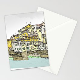 Ponte Vecchio Stationery Cards