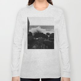 Monochrome Mexico Long Sleeve T-shirt