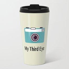 My third eye Travel Mug