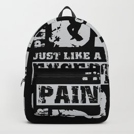 Great Paintball Design Outdoor Gotcha Backpack