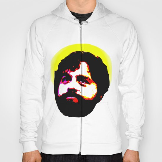 Zach Galifianakis Died for our Sins Hoody