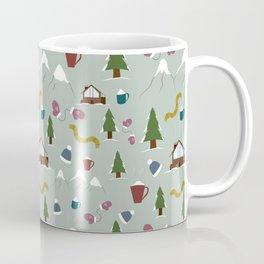 Winter Vacation Coffee Mug