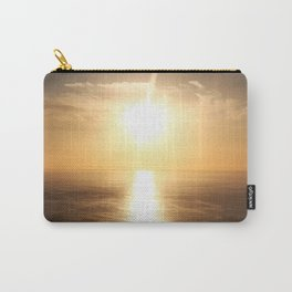Sunset Tenerife Carry-All Pouch