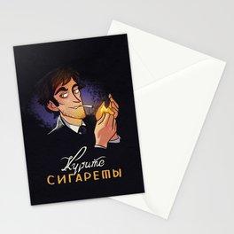 Smoke Cigarettes Stationery Cards