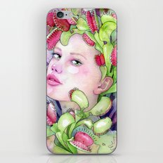 Under the Gaze of Venus iPhone & iPod Skin