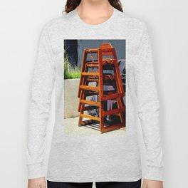 Take Me Higher Chairs Long Sleeve T-shirt