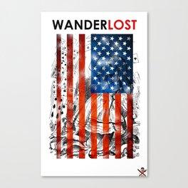 WANDERLAND  Canvas Print