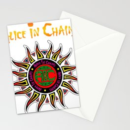 alice in chains ori tour 2020 2021 Stationery Cards