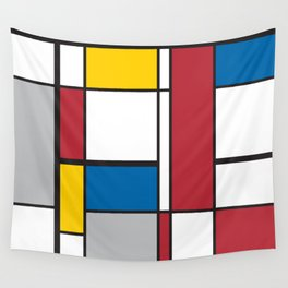 Design by Bill Caddell Series1-1 Wall Tapestry