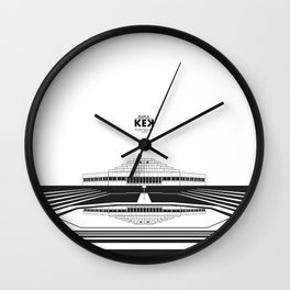 Architecture of Rapla KEK Wall Clock