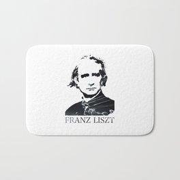 Franz Liszt Bath Mat