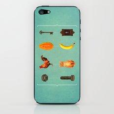 Sigmund Knows Best iPhone & iPod Skin