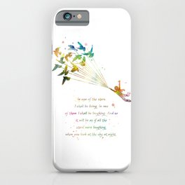 In one of the stars iPhone Case