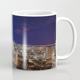 Montreal Nightlights Coffee Mug