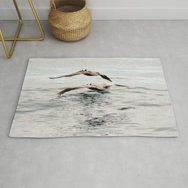Going Fishing Rug