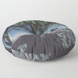 January Night Floor Pillow