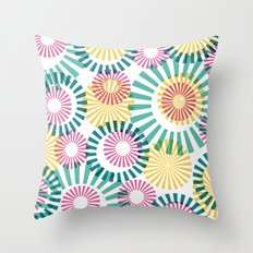 NITENDE 4 Throw Pillow