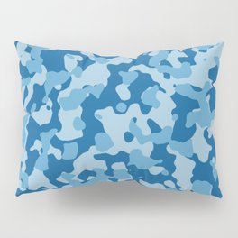 Camouflage Ethereal Crystal Pillow Sham