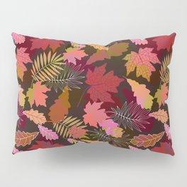 Autumn fall. Pillow Sham