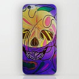 CRÁNEOS 37 iPhone Skin