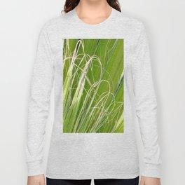 Palm Fan Art Long Sleeve T-shirt