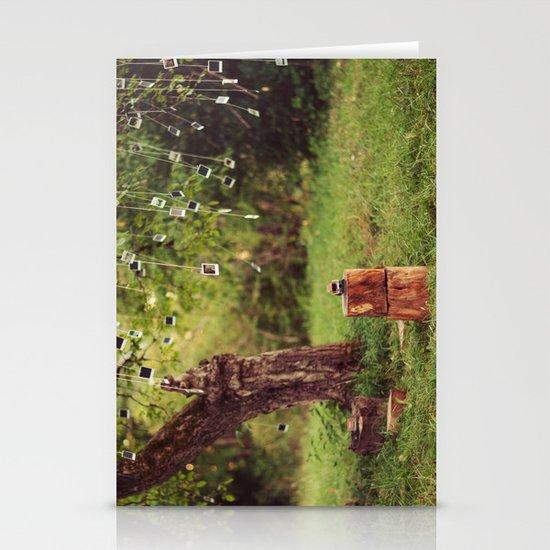 Polaroid Tree Stationery Cards