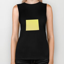The Devil is in the detail: Post-it Biker Tank