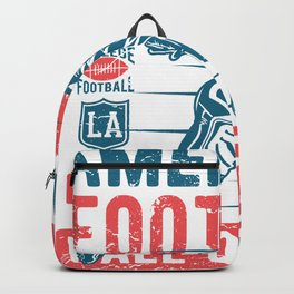 American Football Backpack