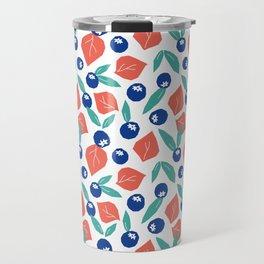 Blueberry jam Travel Mug