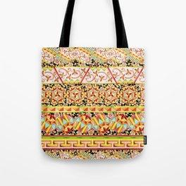 Gypsy Caravan Luxe Stripe Tote Bag