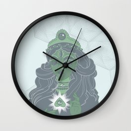 illustration no.1 Wall Clock