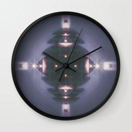 so seven Wall Clock