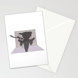 Shadow of the Future Stationery Cards