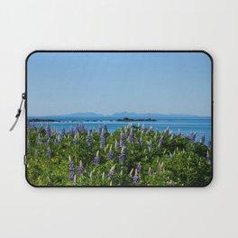 Scenic Alaskan Photography Print Laptop Sleeve