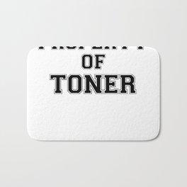 Property of TONER Bath Mat