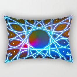 Softening Stardom Rectangular Pillow